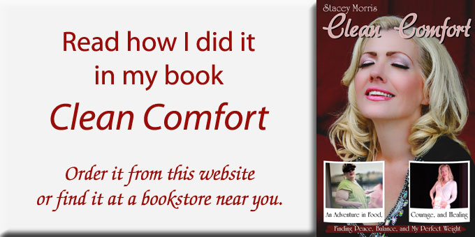 Clean Comfort by Stacey Morris