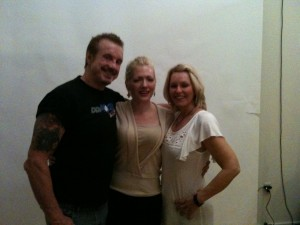 DDP, Me, Terri Lange...couldn't have done it without them!