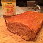 Apricot Breakfast Bread with Glaze