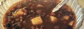 Parsnip-Lentil Soup