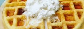 Paleo Waffles – Or – A Dream Come TRUE!
